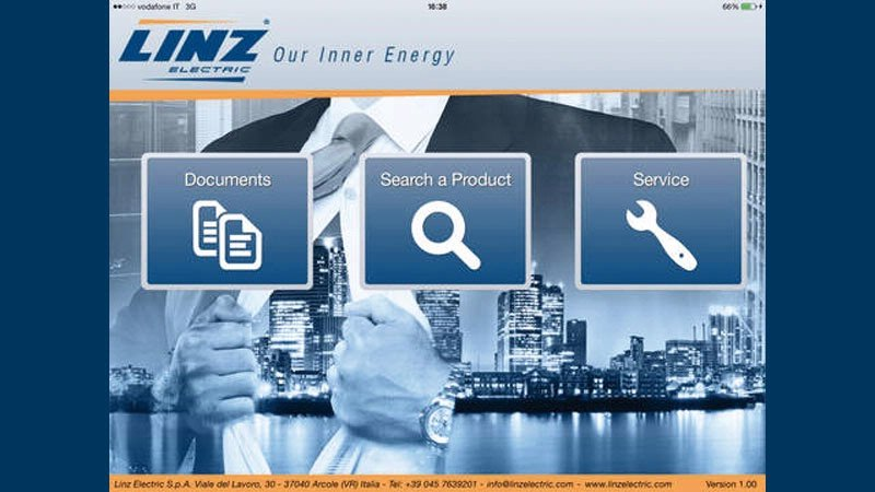 Download the New APP by Linz Electric!