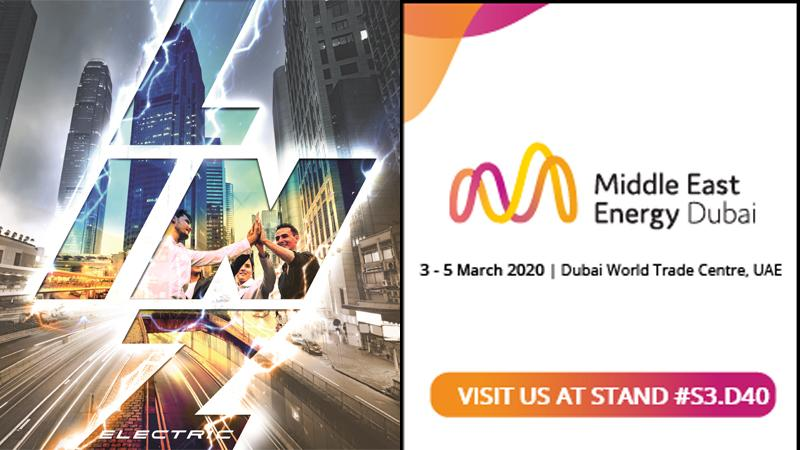 MIDDLE EAST ENERGY 2020 - DUBAI