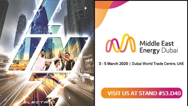 MIDDLE EAST ENERGY 2020 - DUBAI