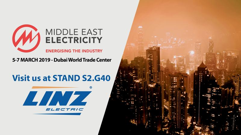Vieni a trovarci a Middle East Electricity 2019